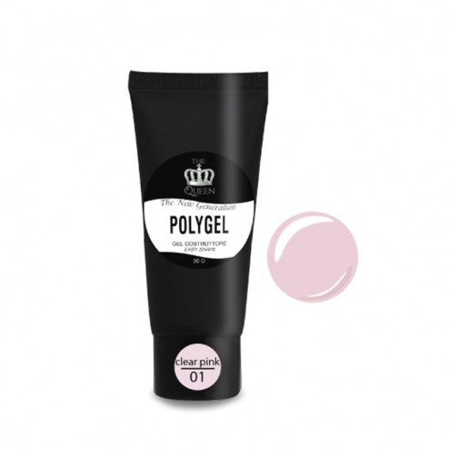 Gel Costruttore Polygel THE QUEEN