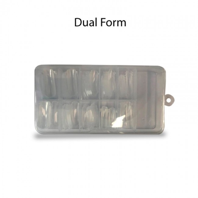 Tips Unghie Dual Form THE QUEEN