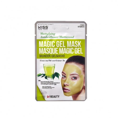 Maschera gel al The Verde KISS