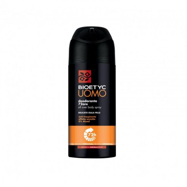 Deodorante Spray Original 72 Ore Uomo BIOETYC
