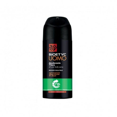 Deodorante Spray 72 Ore Fresh Bioetyc Uomo DEBORAH
