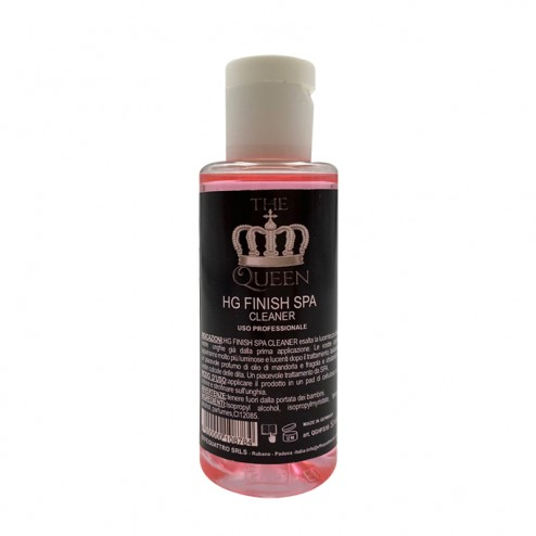 Cleaner HG Finish spa THE QUEEN