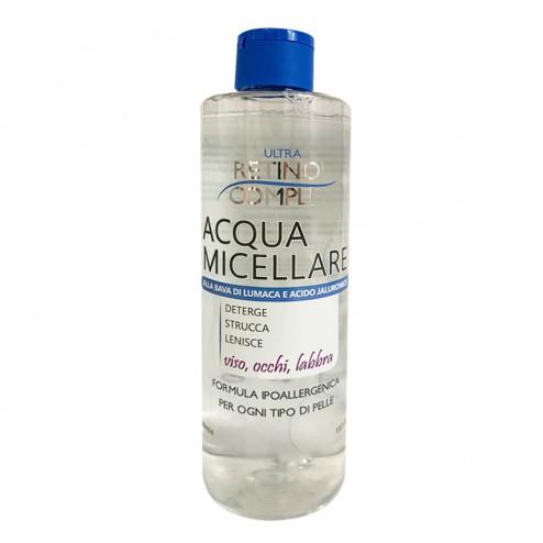 Acqua Micellare Viso Occhi Labbra Retinol Complex