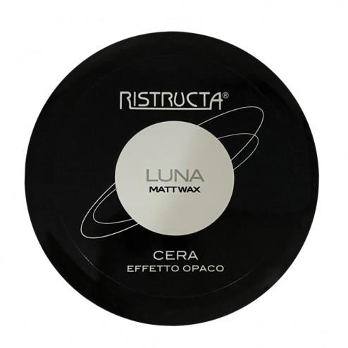 Cera Capelli Matt Wax Luna RISTRUCTA