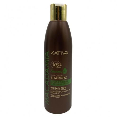Shampoo Hydrating Macadamia Kativa