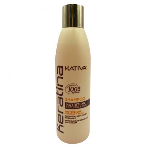 Shampoo Nutrition Keratina KATIVA