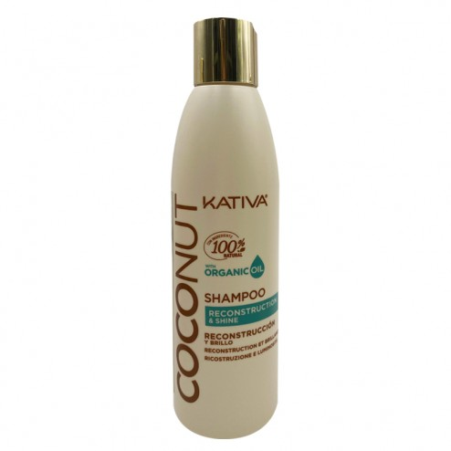 Shampoo Reconstruction Coconut KATIVA