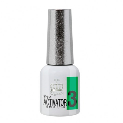 THE QUEEN Attivatore Step 3 Dipping Powder