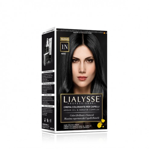 Crema Colorante per Capelli LIALYSSE
