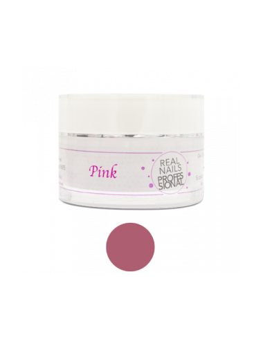 REAL NAILS PROFESSIONAL Gel Camouflage Pink 30gr
