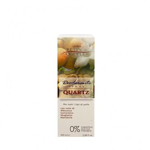 RETINOL COMPLEX Deodorante Quartz