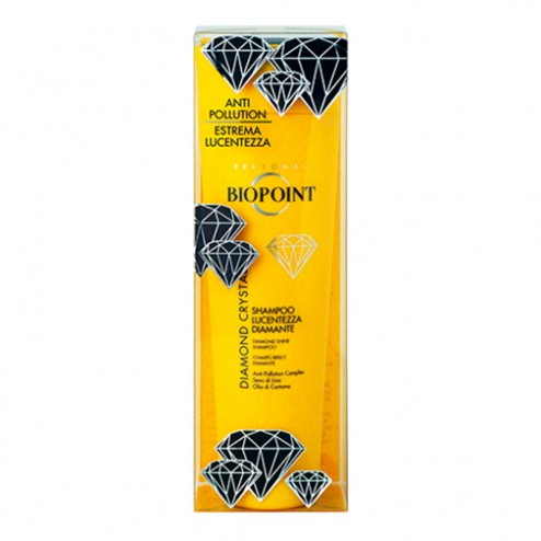 BIOPOINT Shampoo Diamond Crystal