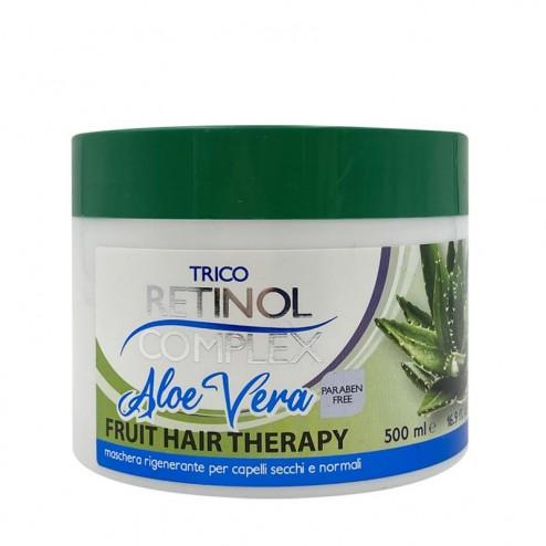 RETINOL COMPLEX Maschera per capelli secchi Aloe Vera