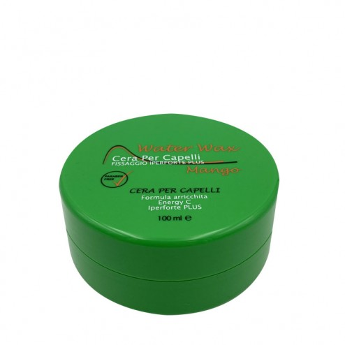 WATER WAX Cera Capelli Iperforte al Mango