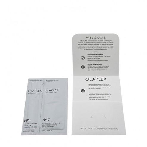 OLAPLEX N°1 e N°2 Single Use Professional System