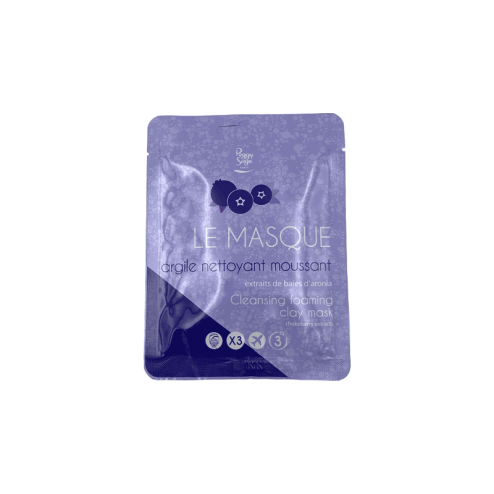 PEGGY SAGE Maschera Viso Detergente in Schiuma
