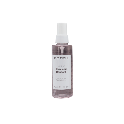 COTRIL Spray Idratante Viso Rose and Rubarb