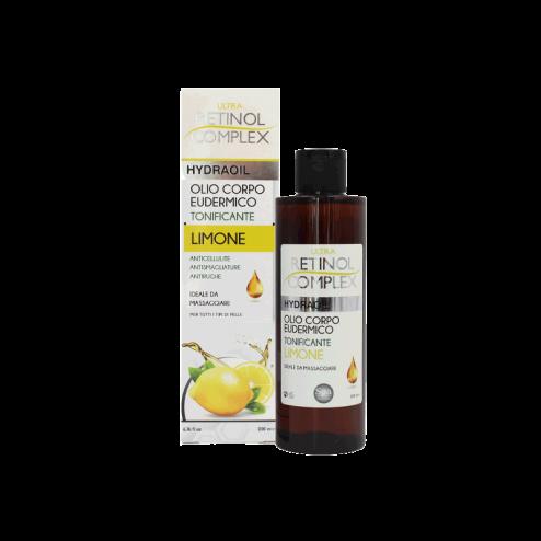 RETINOL COMPLEX Olio Eudermico Tonificante Limone
