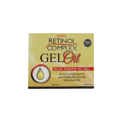 Gel Oil Corpo RETINOL COMPLEX