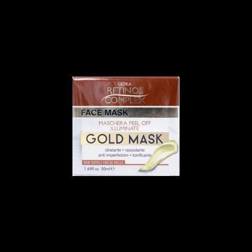 retinol complex mask gold