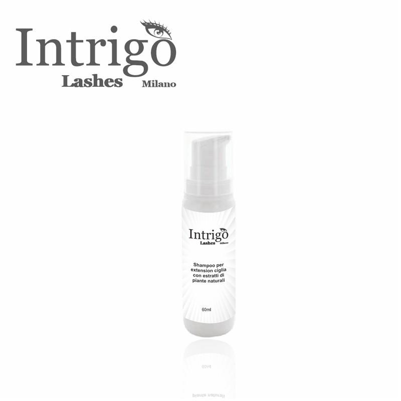 INTRIGO Lashes Shampoo