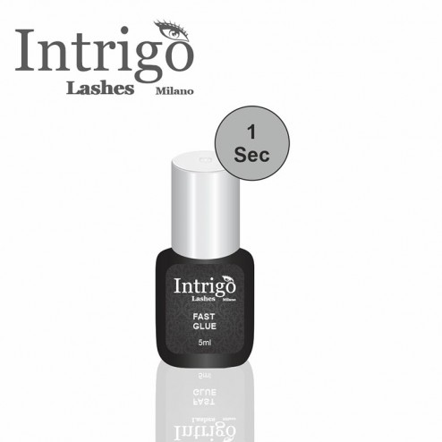 INTRIGO Lashes Colla Extension Ciglia Fast Glue 5ml