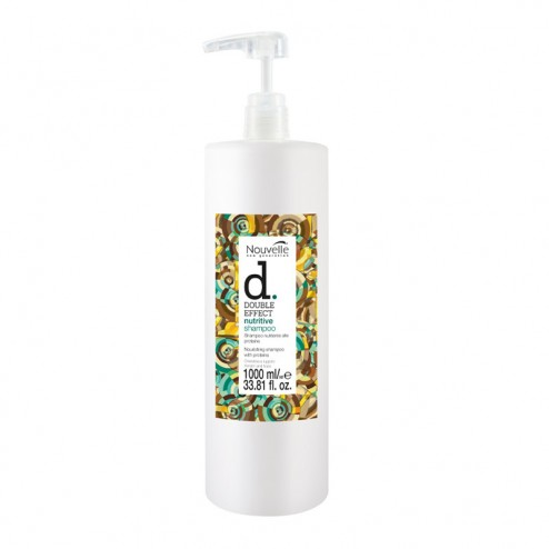 Double Effect Nutritive Shampoo