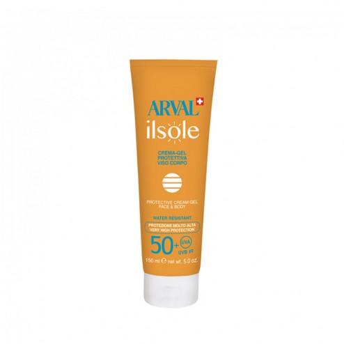 ARVAL IlSole Crema-gel Protettiva SPF50
