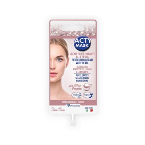 ACTY MASK Crema Perfezionante alla Perla