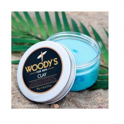 WOODY'S Pasta Opaca Modellante Clay