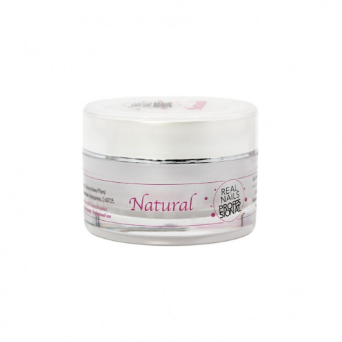 REAL NAIL Gel Monofasico Natural 50gr