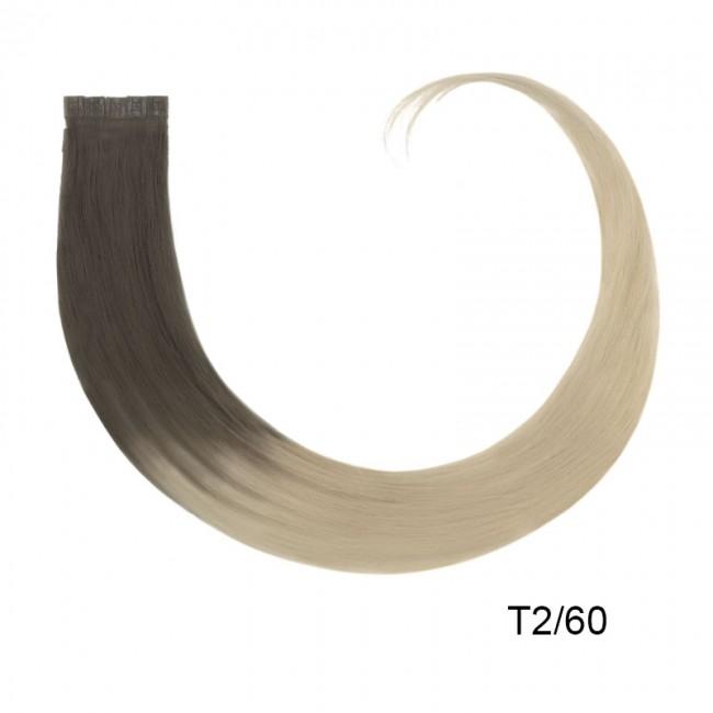 SHE Extension con cheratina Lisci effetto Shatush T2/60