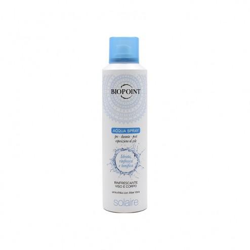 BIOPOINT Solaire Acqua Spray Rinfrescante