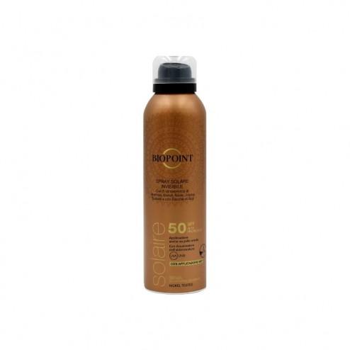 BIOPOINT Crema Spray Solare SPF50