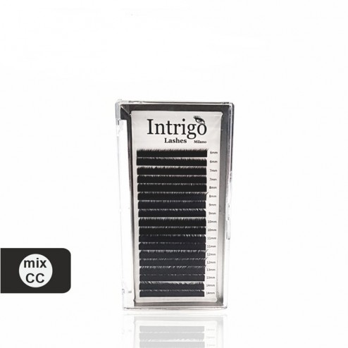INTRIGO Lashes Box Mix CC 18 Linee