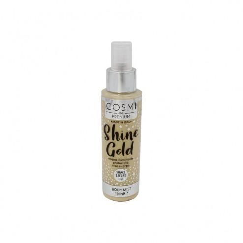 COSMI Shine Gold Acqua Illuminante