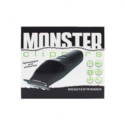 MONSTER CLIPPER Tosatrice Cordless