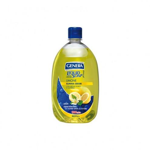 GENERA Sapone Liquido Elimina Odori Refill