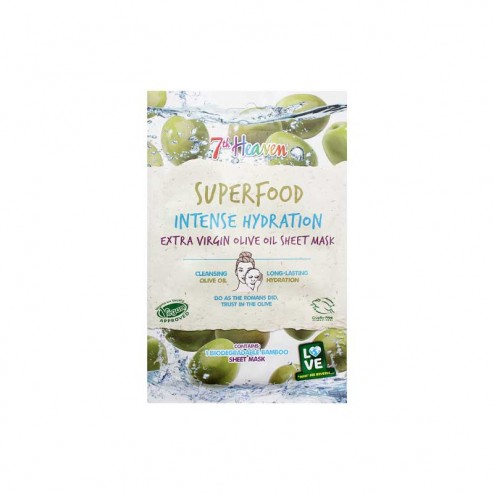 7th HEAVEN Superfood Extra Virgin Olive Mask