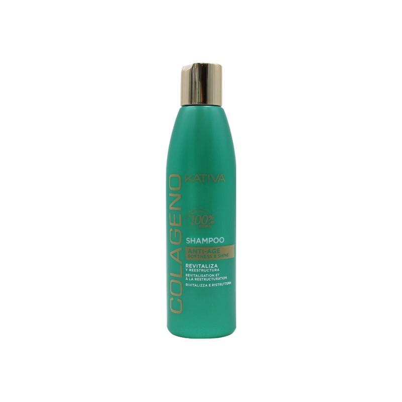 KATIVA Colageno Shampoo Anti Age