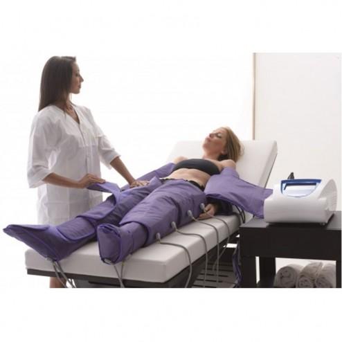 MUSTER Pressoterapia pressomassaggio Slim Press