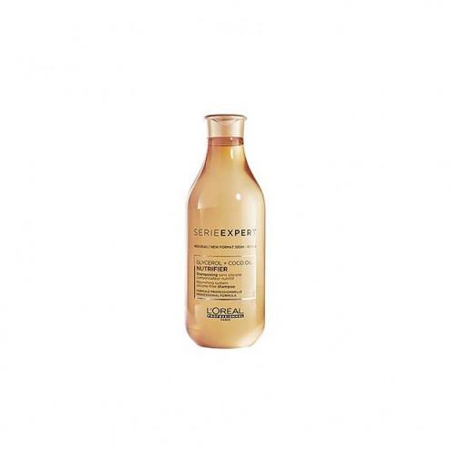 L'OREAL Shampoo Capelli Secchi Nutrifier SerieExpert