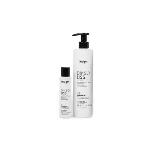 DIKSON Trattamento Lisciante Diksoliss n 1 Shampoo