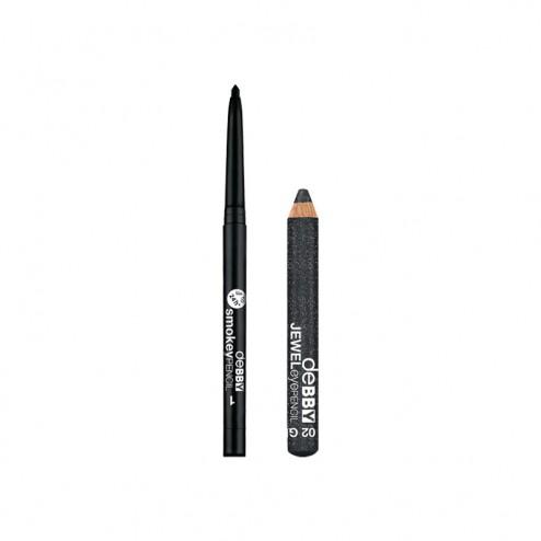 DEBBY Kit Matitone Occhi Jewel e Smokey Pencil Omaggio