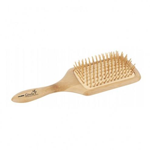 MUSTER Giudy Spazzola Natural Bamboo 9 File