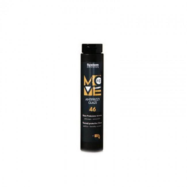 SYSTEM COIFFEUR Protezione Termica Anticrespo Glaze Move Me