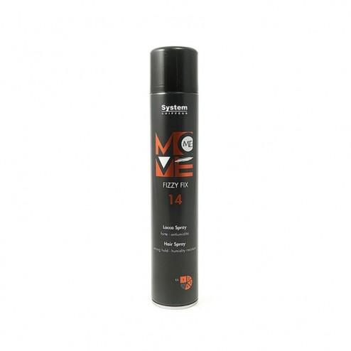 SYSTEM COIFFEUR Lacca Forte Fizzy Fix Move Me