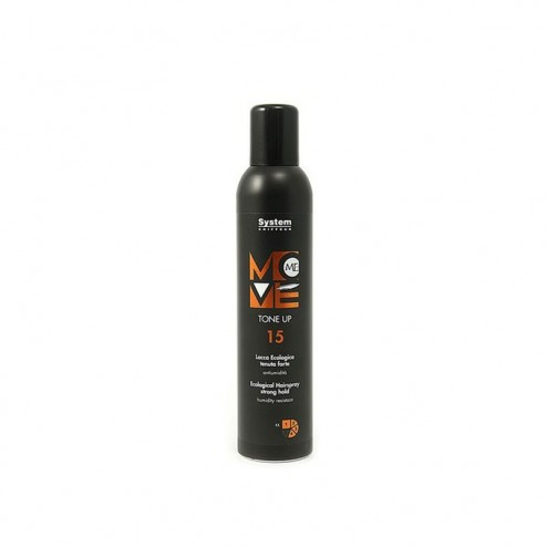 SYSTEM COIFFEUR Lacca Ecologica Forte Tone Up Move Me