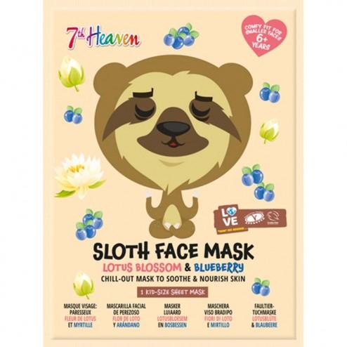 7th HEAVEN Sloth Face Mask