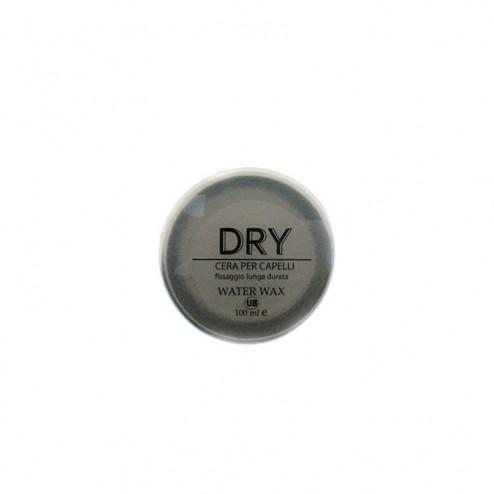 DRY MEN Cera Capelli Water Wax Lunga Durata